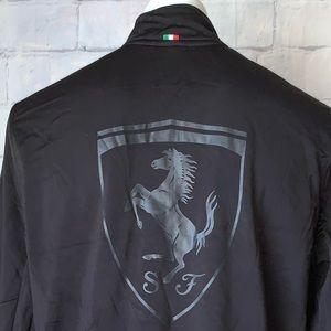 PUMA Scuderia Ferrari Men's Track Jacket